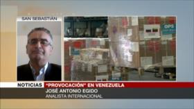 Egido: EEUU está preparando todo para una invasión en Venezuela