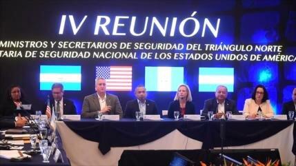 EEUU presiona a Centroamérica por caravanas de migrantes
