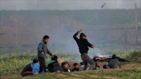 Muere menor palestino de 12 años por fuego israelí en Gaza