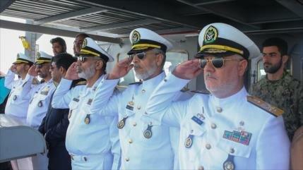 Alto comandante: Irán, listo para hacer frente a cualquier amenaza