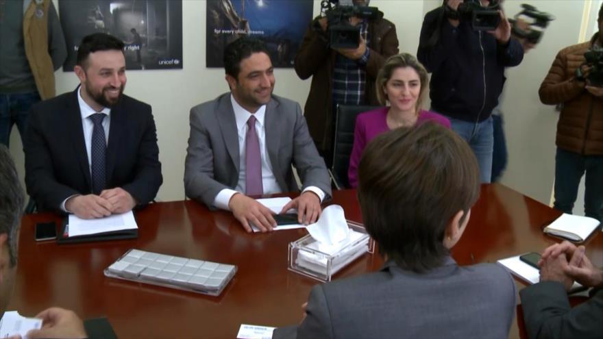 Desplazados sirios levantan ampollas en el nuevo Gobierno libanés