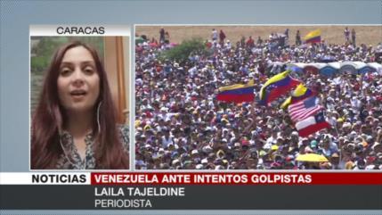 Laila Tajeldine: EEUU no usa máscaras sobre su ayuda humanitaria