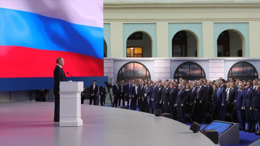 Putin: No hay nada comparable con las modernas armas de Rusia | HISPANTV