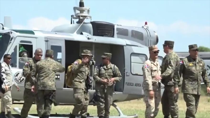 Autoridades dominicanas refuerzan frontera por disturbios en Haití