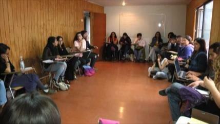 Trabajadoras chilenas irán a huelga el 8 de marzo