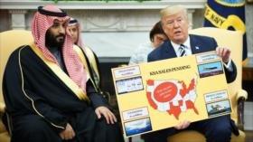 Una Arabia Saudí con tecnología nuclear no es fiable