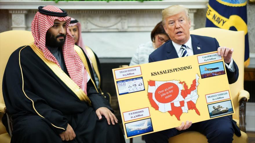 Una Arabia Saudí con tecnología nuclear no es fiable | HISPANTV