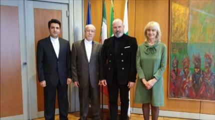 Irán e Italia abogan por fortalecer cooperación comercial