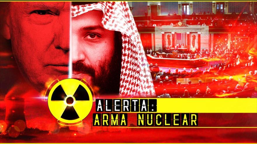 Detrás de la Razón; Alerta máxima: Arma nuclear, Trump, Irán, secretos a terroristas y guerra en Oriente Medio
