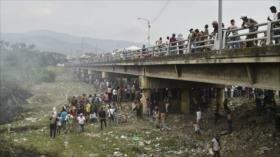 Tensión Caracas-Bogotá. Frontera de Venezuela. Chalecos amarillos