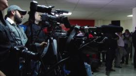 Hondureños rechazan control mediático por parte del Gobierno