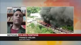 Vielma: EEUU ataca a Venezuela para combatir socialismo interno