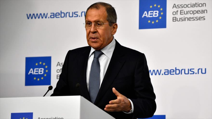 Rusia: UE está infectada con la adicción de sanciones de EEUU | HISPANTV