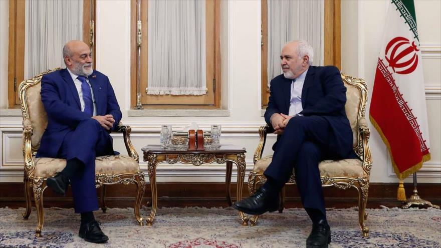 Irán reitera su apoyo a Venezuela ante las injerencias extranjeras | HISPANTV