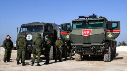'Rusia podrá vigilar zona desmilitarizada en el norte de Siria'