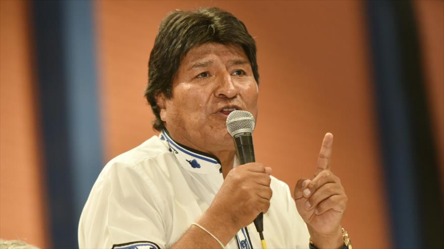 """Morales desea 70% de la votación para su """"última gestión"""""""