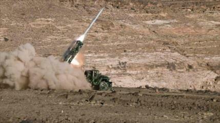 Misil yemení golpea centro militar saudí y mata a 40 soldados