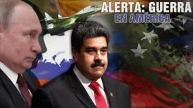 Detrás de la Razón: Alerta; guerra entre EEUU y Rusia, Trump y Putin en Venezuela