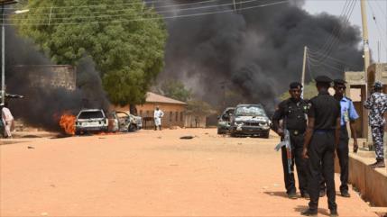 Violenta jornada electoral en Nigeria deja al menos 39 muertos