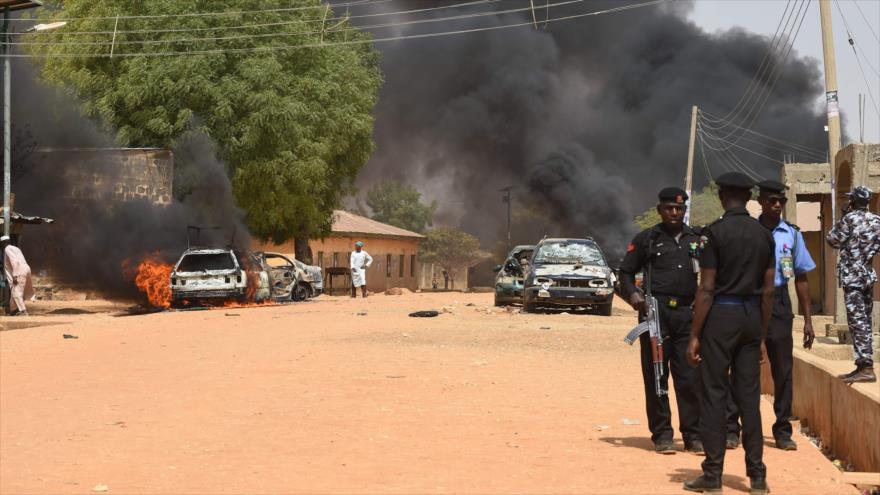 Violenta jornada electoral en Nigeria deja al menos 39 muertos | HISPANTV