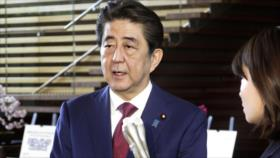 Abe ignora referéndum y sigue defendiendo base de EEUU en Okinawa