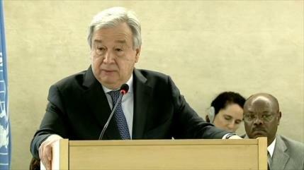 ONU lanza una estrategia global para combatir discurso de odio