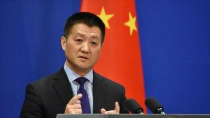 China rechaza uso de supuesta ayuda para desestabilizar Venezuela