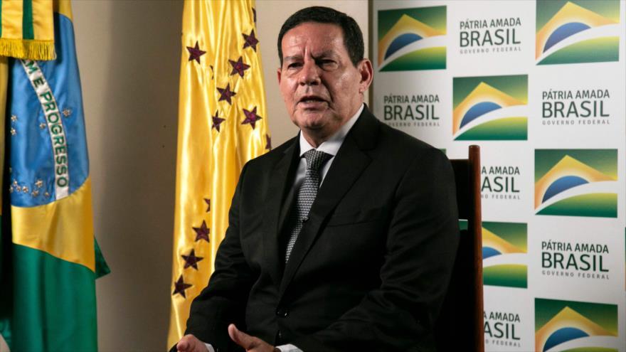 Brasil no dejará que EEUU use su territorio para invadir Venezuela | HISPANTV