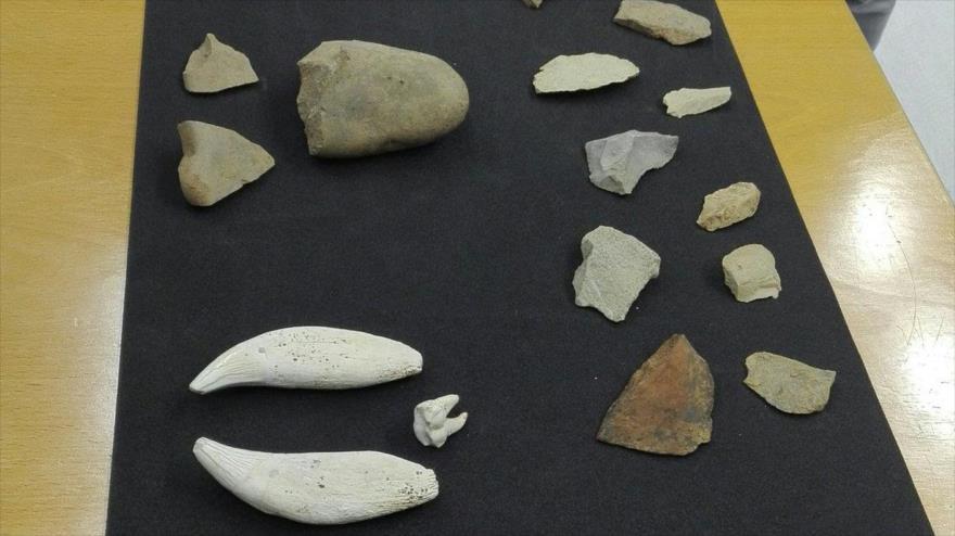 Hallan restos de presencia humana de hace 200 000 años en España | HISPANTV