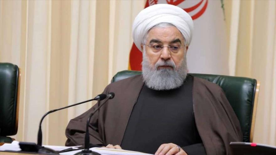 Rohani destaca derrota de EEUU ante Irán en la Corte Internacional   HISPANTV