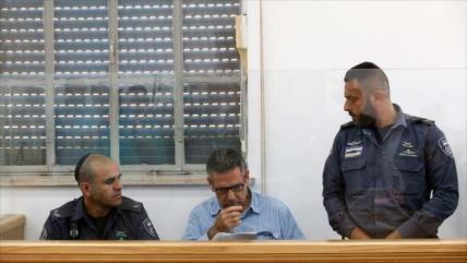 Exministro israelí es condenado a prisión por espiar para Irán