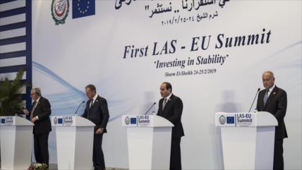 UE y LA condenan la expansión de asentamientos ilegales israelíes