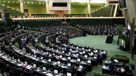 Parlamentarios iraníes apoyan a Zarif en carta enviada a Rohani