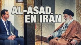 Detrás de la Razón: Irán; ¿Se acabó la guerra entre Rusia y EEUU en Siria? 8 años de tecnología militar y muerte