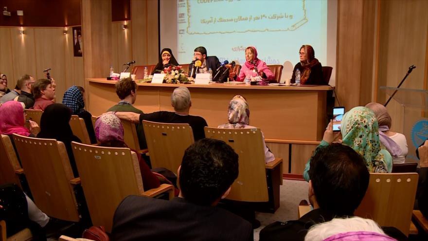 Activistas de EEUU están en Teherán para promover el diálogo