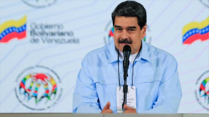 Maduro acusa a Duque de involucrarse en plan de guerra de EEUU   HISPANTV
