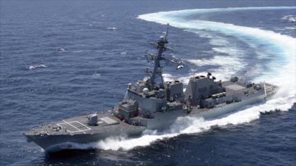 Rusia vigila al destructor USS Gravely tras acceder al mar Báltico