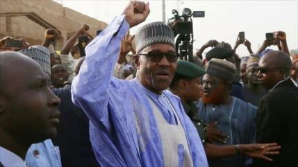 Buhari es reelegido presidente de Nigeria
