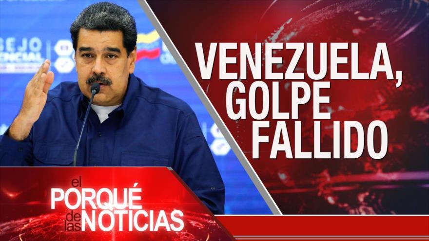 El Porqué de las Noticias: Consejo de Seguridad sobre Venezuela. Atacantes generosos para Yemen. Protestas contra tarifazo de Macri