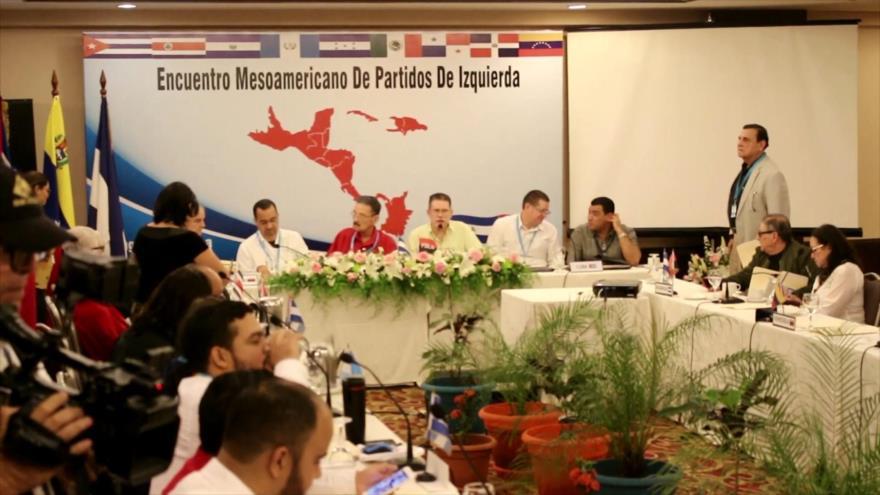 Partidos de izquierda rechazan injerencia de EEUU en Venezuela