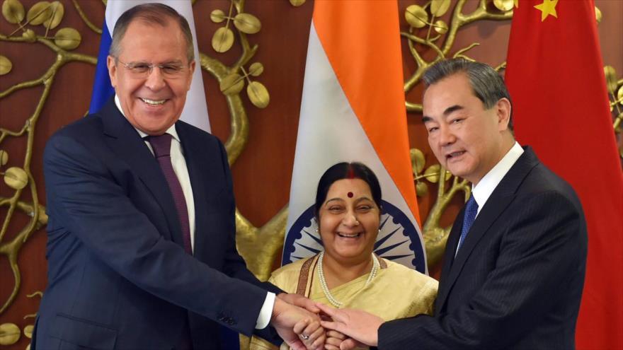 Rusia, La India y China rechazan intervención militar en Venezuela