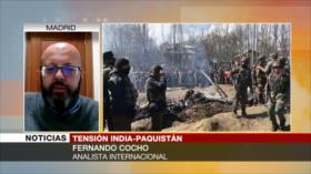 Cocho: Tensión La India-Paquistán podría llevar a guerra regional