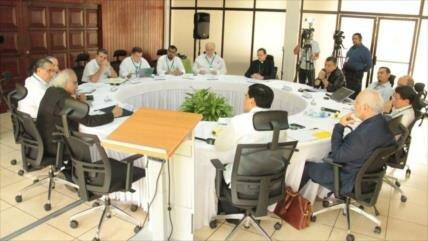 El Gobierno y la oposición de Nicaragua reanudan el diálogo