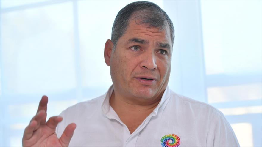Correa: EEUU usaría misiles de Colombia y Brasil contra Venezuela | HISPANTV