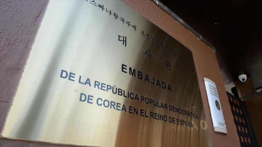 Asalto con rehenes en embajada de Corea del Norte en Madrid | HISPANTV