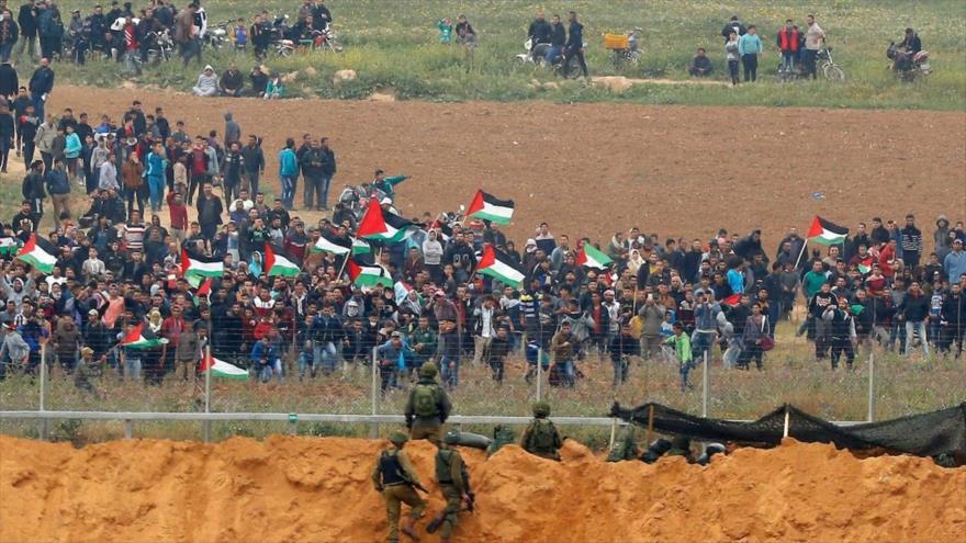 ONU: Represión israelí en Gaza puede ser crimen de guerra | HISPANTV