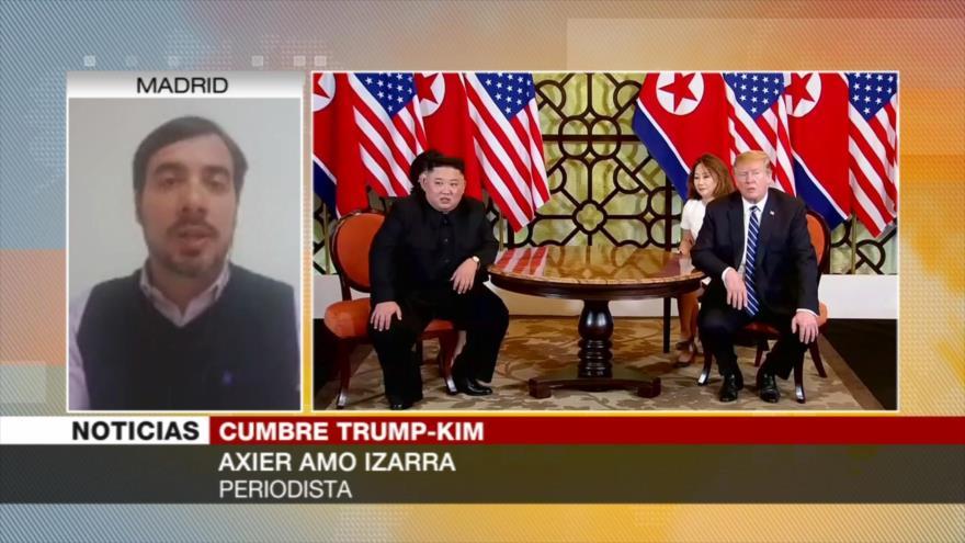 Izarra: EEUU no puede doblegar a Corea del Norte con fuerza | HISPANTV