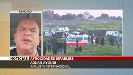 """""""Israelíes deben ser procesados por crímenes contra palestinos"""""""