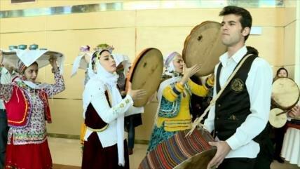 Se celebra la conferencia internacional del espíritu de Noruz