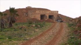 Autoridades sirias hallan 8 toneladas de explosivos en el sur